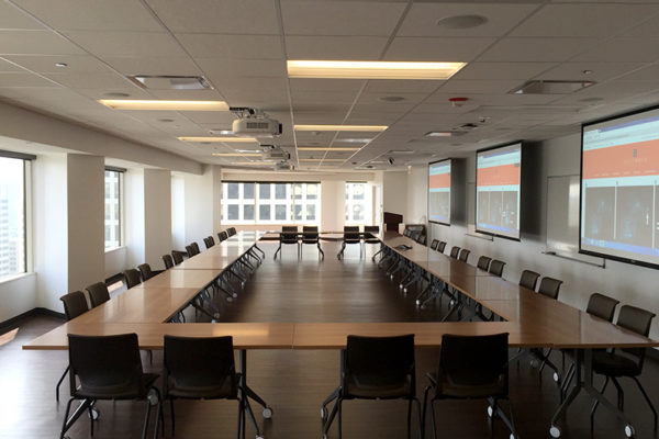 Conference Rooms Illini Center
